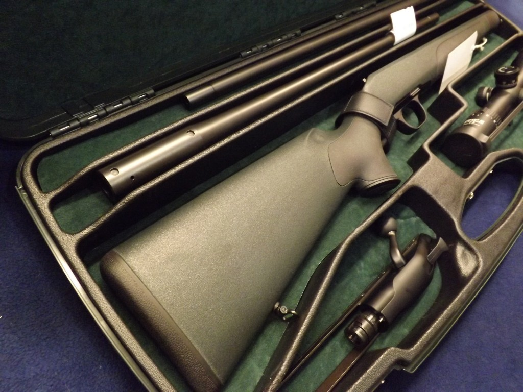 Blaser Breakdown Rifle Transit Case for R8 & R93 | Mulliner Guns