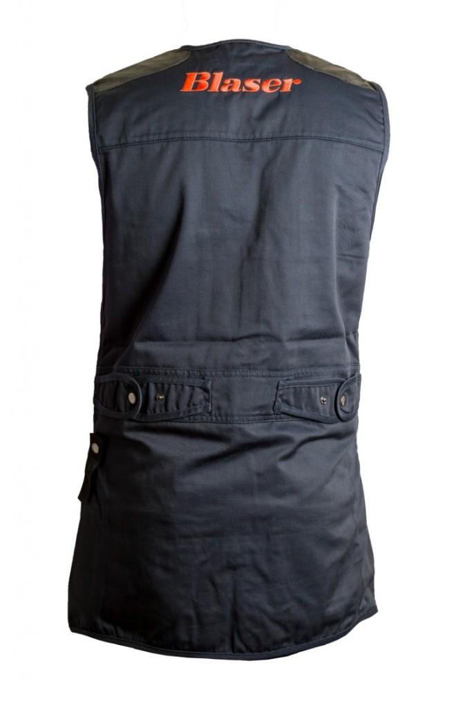 Blaser Full Back Skeet Vest Right Hand Mulliner Guns